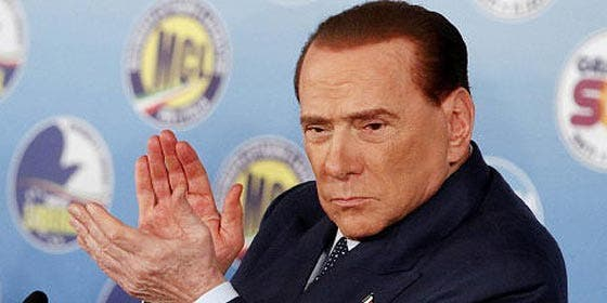 El juez confirma la condena de cárcel para Berlusconi por el 'caso Mediaset'