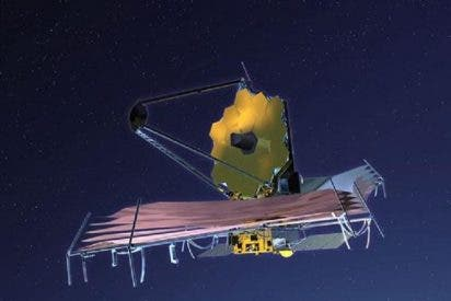 Cuenta atrás para lanzar al espacio el telescopio más potente que ha explorado el Universo