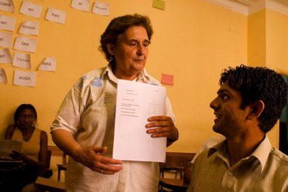 Muere Teresa Losada, la monja de los inmigrantes