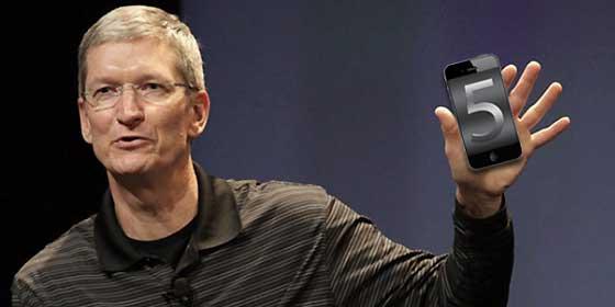 El nuevo iPhone llega el 10 septiembre 2013, pero ¿será revolucionario?