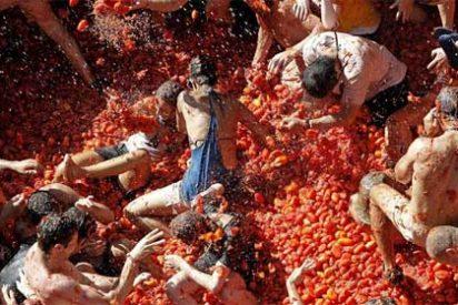¿Piensa ir a la 'tomatina' de Buñol el 28 agosto 2013? Sepa que es de pago y con entradas