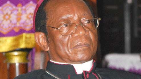 El Papa obliga a dimitir a un arzobispo de Camerún
