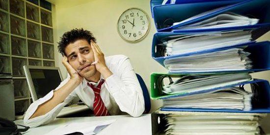 Los adictos al trabajo se deterioran física y mentalmente sin ningún esfuerzo añadido