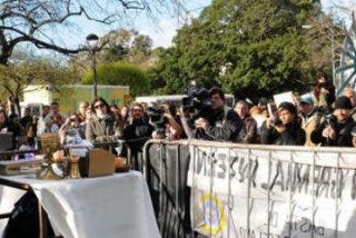 Francisco lidera un movimiento contra la trata de personas