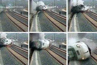 El juez imputa un delito a los responsables de Adif por 'omisión de medidas de seguridad' en el tren de Santiago