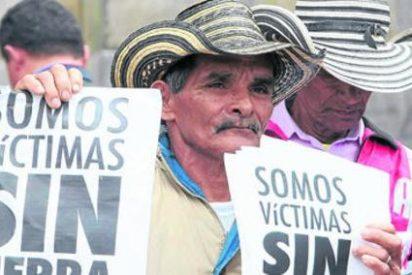 """""""Por el derecho a la vida digna y a la restitución de tierras en Colombia"""""""