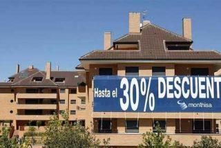 Algo bueno tiene la crisis: el precio de la vivienda debe caer todavía un 25% más