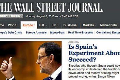 """'The Wall Street Journal': """"El experimento de España está empezando a funcionar"""""""