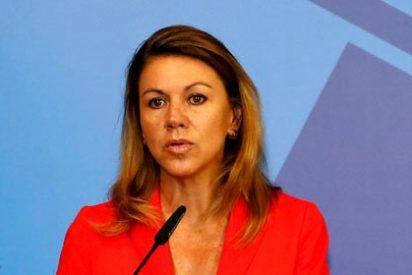 Cospedal confía en que Castilla-La Mancha saldrá dentro de poco de la recesión