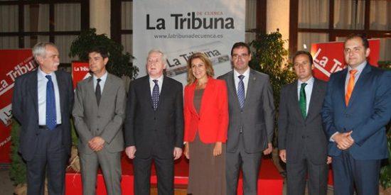 Cospedal respalda la vuelta del periódico La Tribuna a las calles de Cuenca