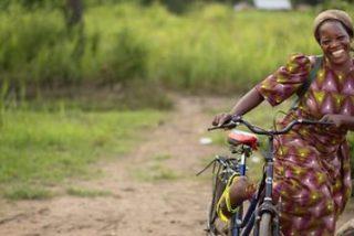 ACNUR premia a una monja por su trabajo con los refugiados del Congo