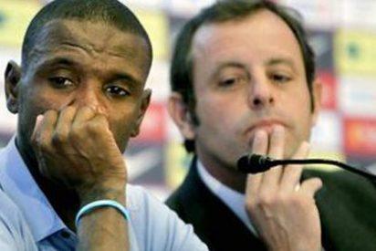 """Eric Abidal: """"El Barça no me pagó mi sueldo mientras estuve enfermo"""""""