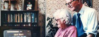 Una abuela fue la madre de toda la revolución de las compras por Internet