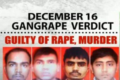 Colgarán en la horca a los cuatro malhechores que violaron y asesinaron a una joven en un autobús de India