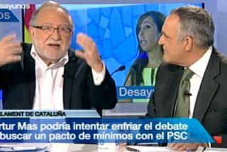 """Aizpeolea (El País) responde con desdén a Cerdán por criticar la 'Tercera Vía' de Durán: """"¿Y tú qué sabes?"""""""