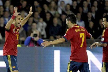España vence a Finlandia con bastante sufrimiento y muy poco juego