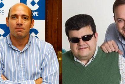 """Buruaga 'resucita' a Alcalá en la COPE y arrebata al Grupo Risa a EsRadio: """"¡Un saludo a Federico Jiménez Losantos y a Luis Herrero, víctimas de nuestro éxodo a la COPE!"""""""