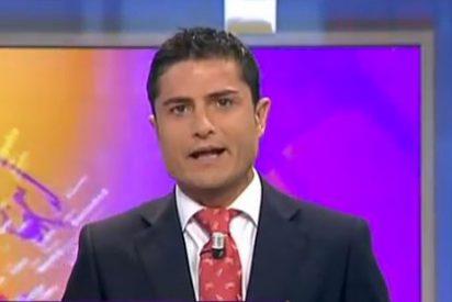 """Alfonso Merlos: """"En TV3 ya no se tirotean retratos del Rey, ahora se burlan de él, van mejorando"""""""