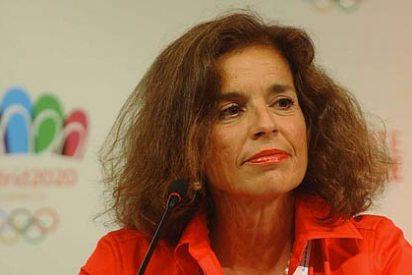 Ana Botella anuncia que Madrid no se será candidata a los JJOO de 2024