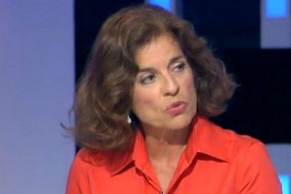 """Ana Botella en 'Los Debates de la 1': """"Es verdad que sobreactué, pero volvería a repetir lo del 'café en la plaza mayor'"""