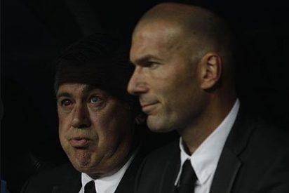 """Así es el Madrid: la prensa cuestiona a Ancelotti tras solo 7 jornadas de Liga y resalta su """"falta de autoridad"""" ante Florentino Pérez"""