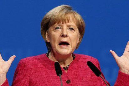 Así habla y piensa de verdad la poderosa Angela Merkel