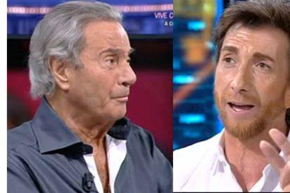 """Arturo Fernández pone nervioso a Pablo Motos en 'El Hormiguero': """"Tú, de infidelidades, debes de saber muchísimo y quítate esa barba"""""""