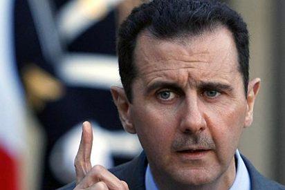 Bachar el Asad acepta la propuesta rusa de entregar sus armas químicas