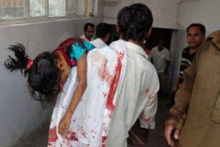 Al menos 60 muertos en doble atentado suicida contra iglesia en Pakistán