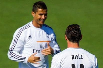 Bale, que le hizo un caño a Cristiano en el entrenamiento, viaja y jugará en Villarreal
