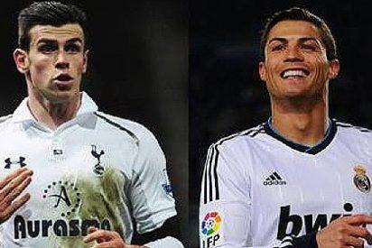 El Real Madrid hace oficial el fichaje del galés Gareth Bale