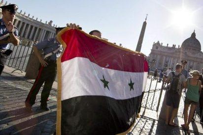 Francisco vuelve a implorar la paz en Siria, Tierra Santa y Oriente Medio