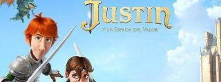 Antonio Banderas está que se sale con su proyecto de animación: 'Justin and the Knights of Valour'