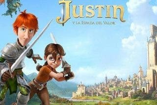 Antonio Banderas está que se sale con su proyecto de animación: 'Justin and the Knights of Valour'