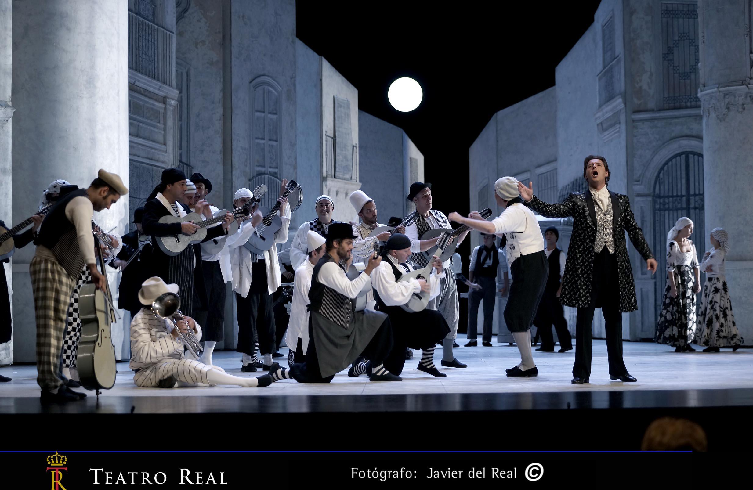 En tiempos revueltos, nada mejor que Rossini
