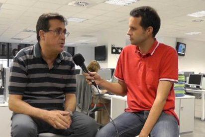 """Carlos Enrique Bayo, director de Público.es: """"Jaume Roures puso ochenta millones de euros en el papel y cerró Público porque no consiguió que aquello funcionara"""""""