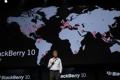 BlackBerry pondrá en la calle a 4.500 empleados y se 'descolgará' con mil millones en pérdidas