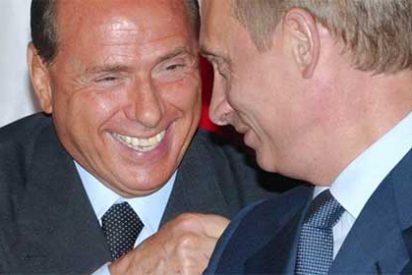 """Vladimir Putin: """"Si Berlusconi fuera gay, la justicia no le habría juzgado ni condenado"""""""