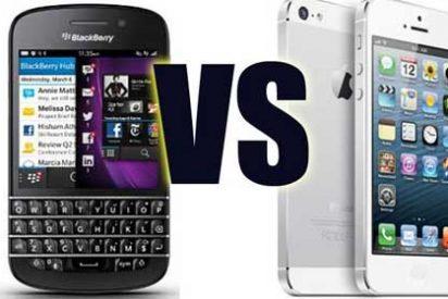 BlackBerry despide a 4.500 de sus 12.000 empleados y tras perder 700 millones