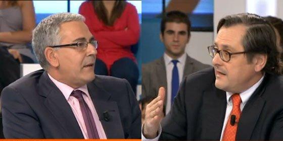 """Toni Bolaño siente 'vergüenza' de que Rajoy sea su presidente y critica a Marhuenda por defenderle: """"No hay peor ciego que el que no quiere ver"""""""