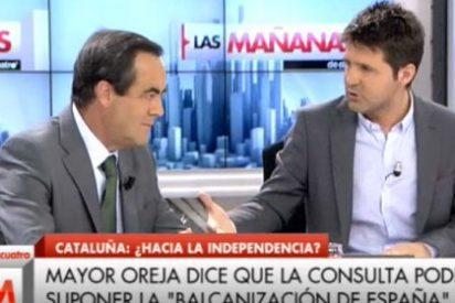 """El socialista Bono frena al 'rojillo' Cintora: """"No sea pinchoso y no generalice"""""""