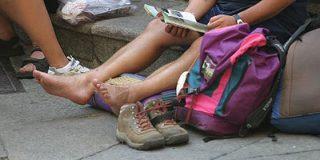 Camino de Santiago: El ritmo de marcha de cada peregrino