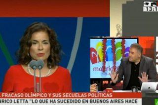 """'Al Rojo Vivo' destripa el discurso de Ana Botella: """"Fue desastroso, desmotivador y se rieron de ella"""""""