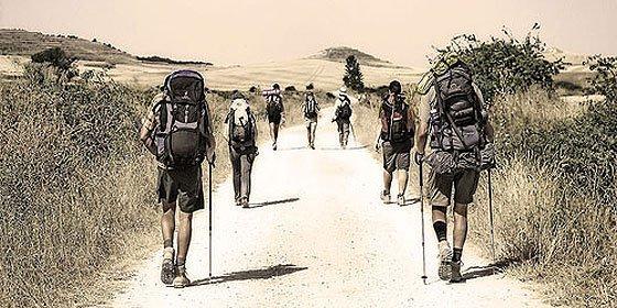 El Camino de Santiago: la preparación física que necesita el peregrino