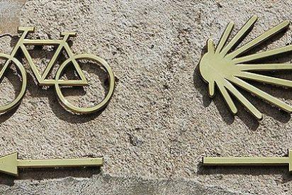 El Camino de Santiago: Señalizacion y pistas para peregrinos
