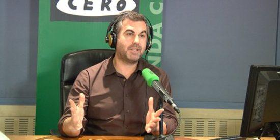 """Carlos Alsina: """"El móvil de Bárcenas no es un iphone, es un arma de destrucción masiva"""""""