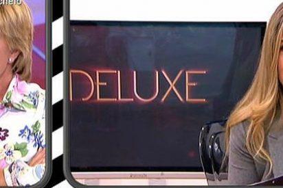 """Chelo García Cortés vuelve a 'traicionar' y a decepcionar a sus jefes y la directora del 'Deluxe' se enfrenta a ella: """"No has sido clara"""""""