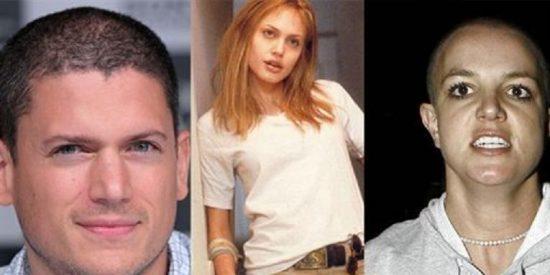 Lo que se oculta tras el telón: Miller, Angelina Jolie o Britney Spears intentaron suicidarse