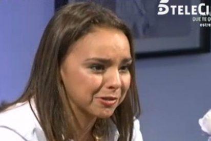 """¿Qué le pasa realmente a Chenoa? La cantante se hunde en la presentación de su disco: """"¡Qué difícil es cantar cuando uno quiere llorar!"""""""