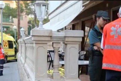 [Vídeo] Un checo viene a Mallorca a celebrar su 61 cumpleaños y se mata al caer desde el quinto piso del hotel